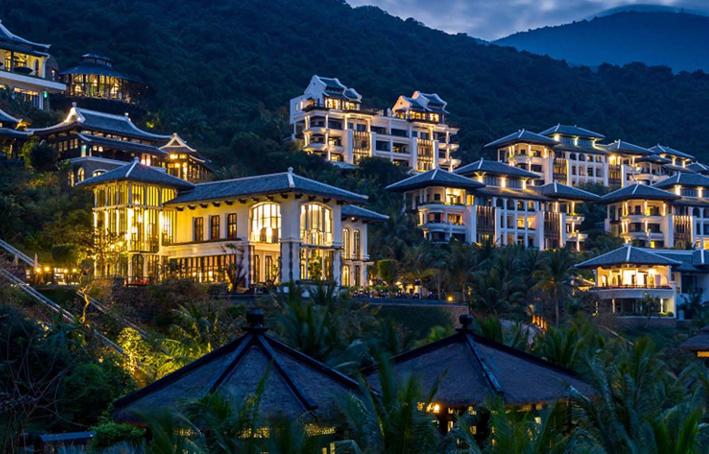 Phân khu Biệt thự Resort Sinh thái